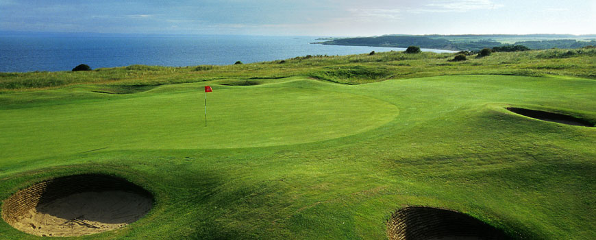 No 1 at Gullane Golf Club