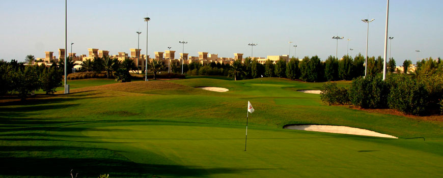 Academy Course  at  Al Hamra Golf Club
