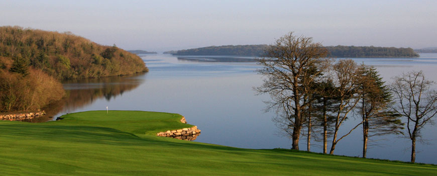 Faldo Course at Lough Erne Resort