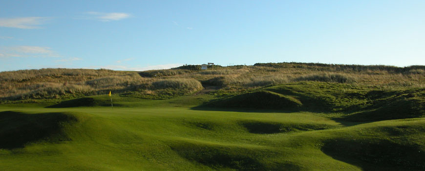 The Corbiehill at Fraserburgh Golf Club