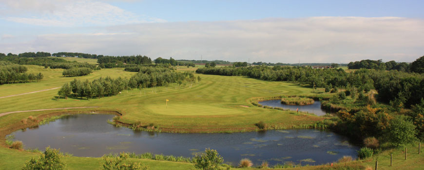 Swailand Course at Newmachar Golf Club