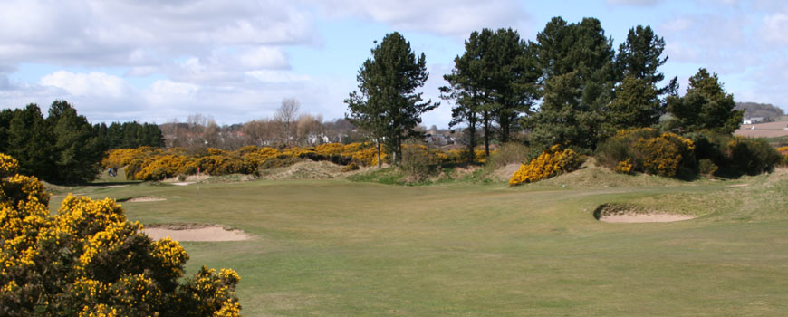 The Ashludie Course at Monifieth Golf Links