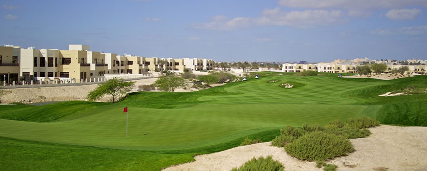 The Montgomerie Course at The Royal Golf Club