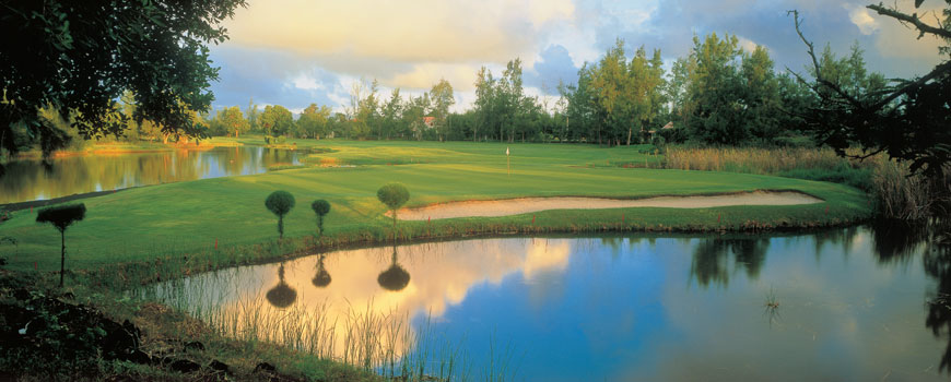 The Legend Course  at  Constance Belle Mare Plage