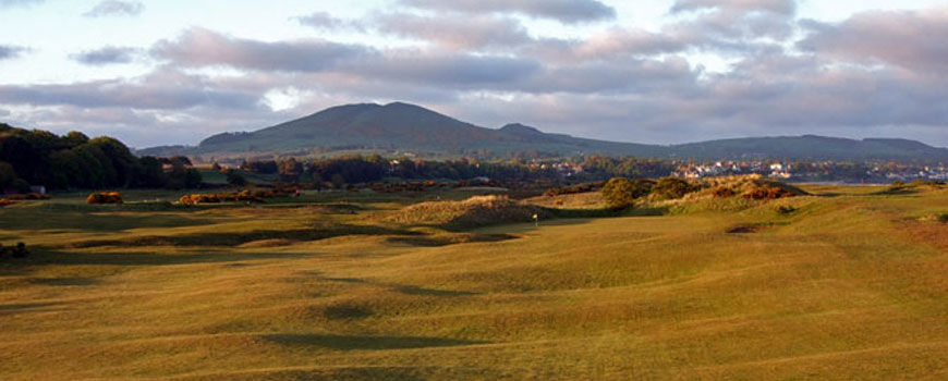 Course at Leven Links Golf Course Image