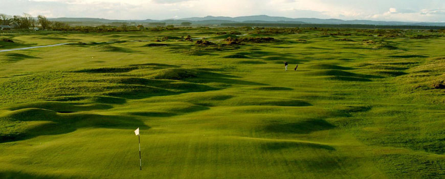 New Course at St Andrews Links