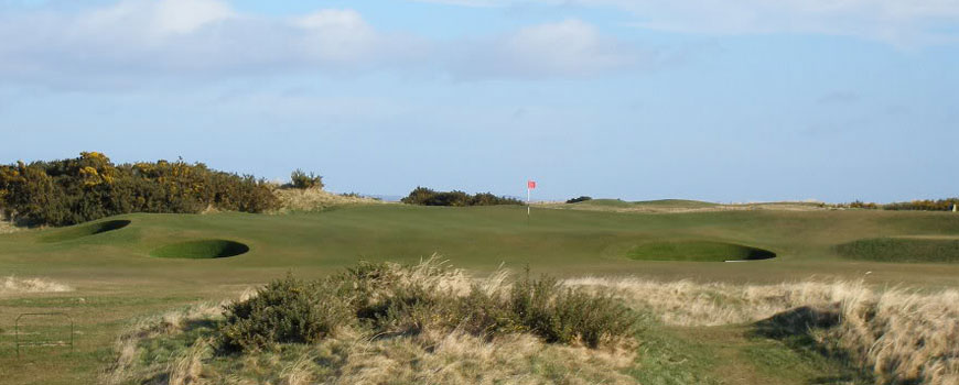 New Course Course at St Andrews Links Image