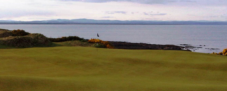 Castle Course at St Andrews Links