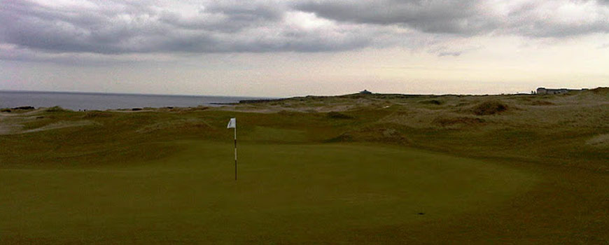 Castle Course Course at St Andrews Links Image