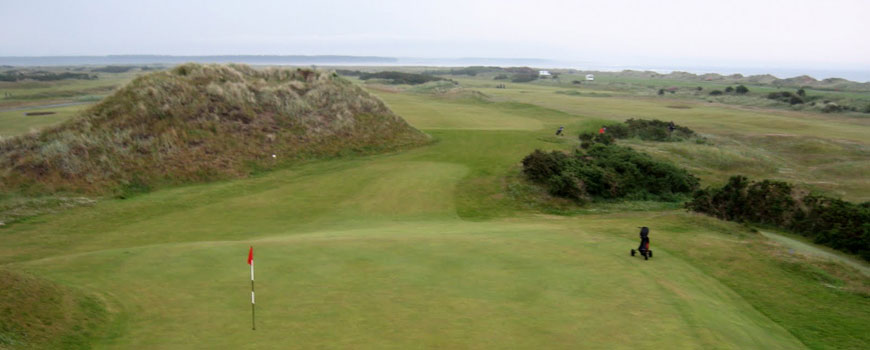 Jubilee Course at St Andrews Links