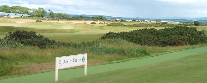 Jubilee Course Course at St Andrews Links Image