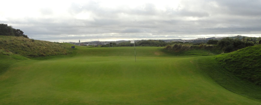 Eden Course at St Andrews Links