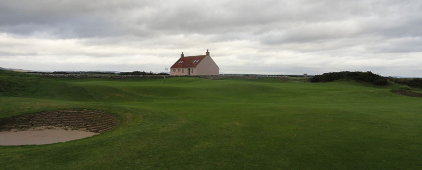 Eden Course Course at St Andrews Links Image
