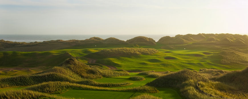 Trump International Golf Links, Scotland