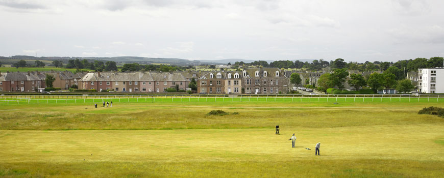 Musselburgh Links The Old Golf Course