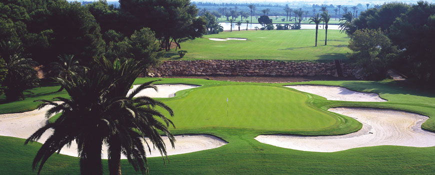 La Manga Club Golf Course Included In Five Nights Four Rounds at La Manga Hotel Principe Felipe