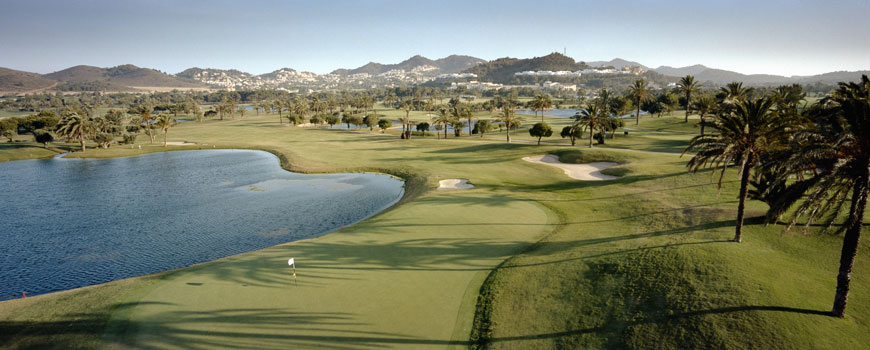 South Course Course at La Manga Club Image