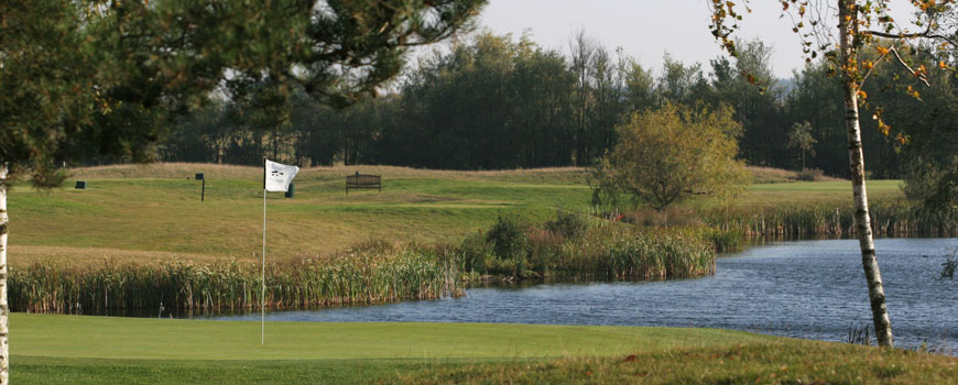 The Links Course  at  Crowne Plaza Five Lakes