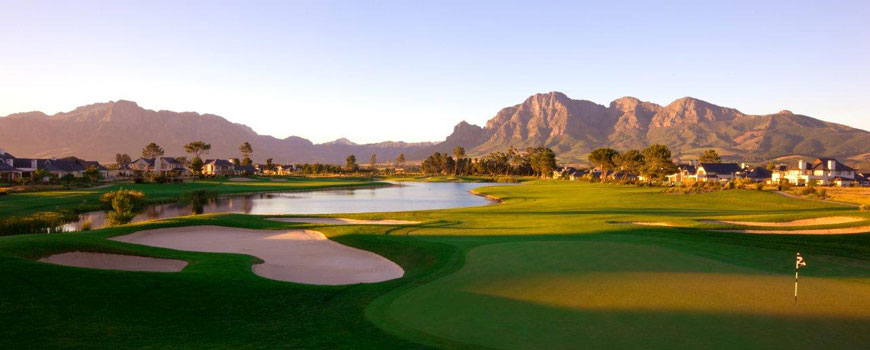 Course at Pearl Valley Golf Estates Image