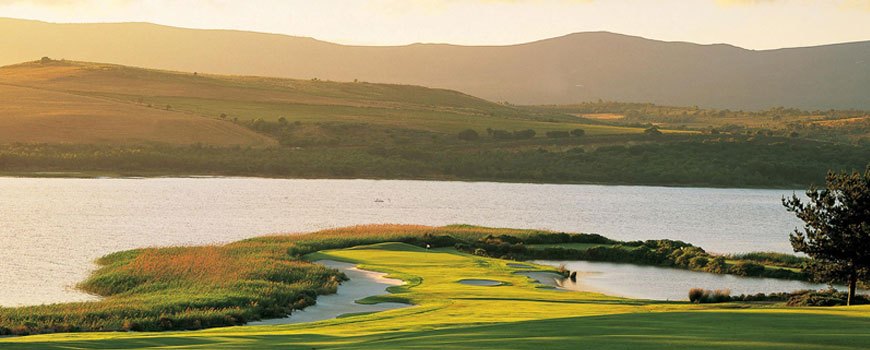 Arabella Hotel and Spa Golf Course Included In Western Cape Golf 10 Night Package at Arabella Hotel and Spa