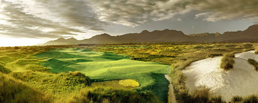 The Links Course at Fancourt Image