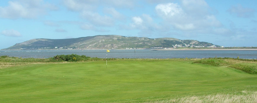Course at Conwy Golf Club Image
