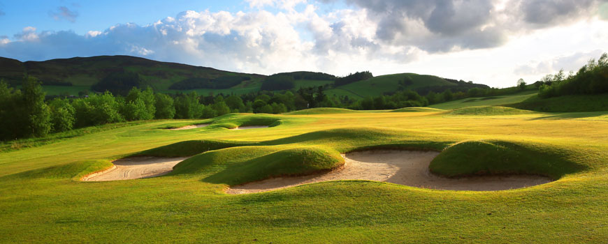 Macdonald Cardrona Hotel Golf and Spa Golf Course Included In Birdie Play & Stay at Macdonald Cardrona Hotel Golf and Spa