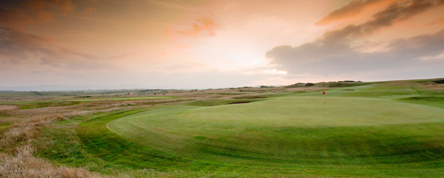 Royal Porthcawl Golf Club Golf Course Included In Winter One Night Two Rounds at Royal Porthcawl Dormy House