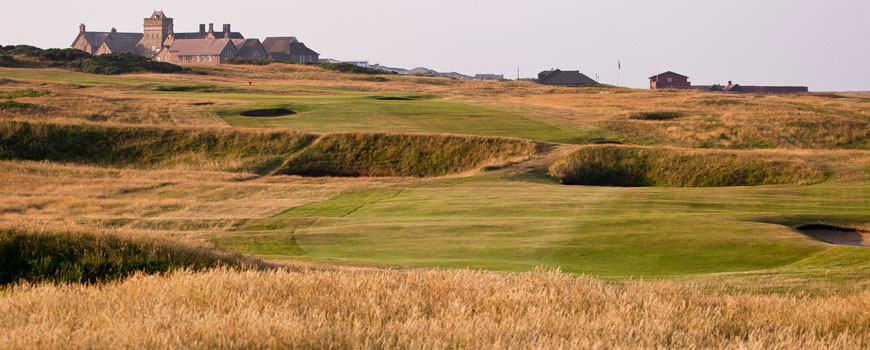 Course at Royal Porthcawl Golf Club Image