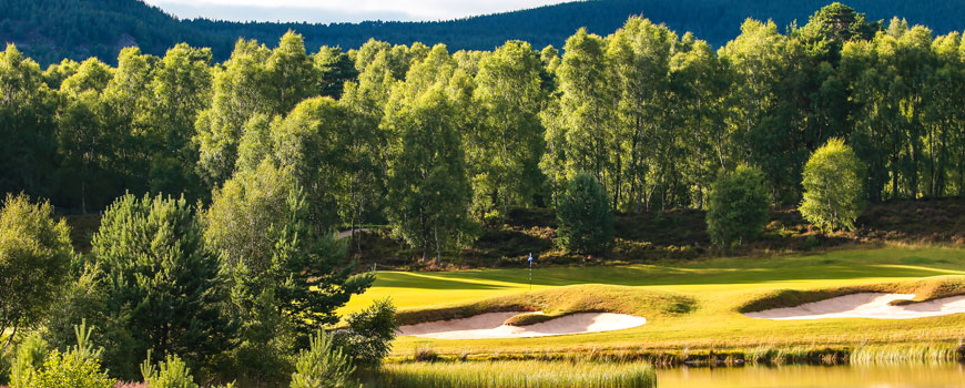Spey Valley Championship Course Course at Macdonald Aviemore Resort Image