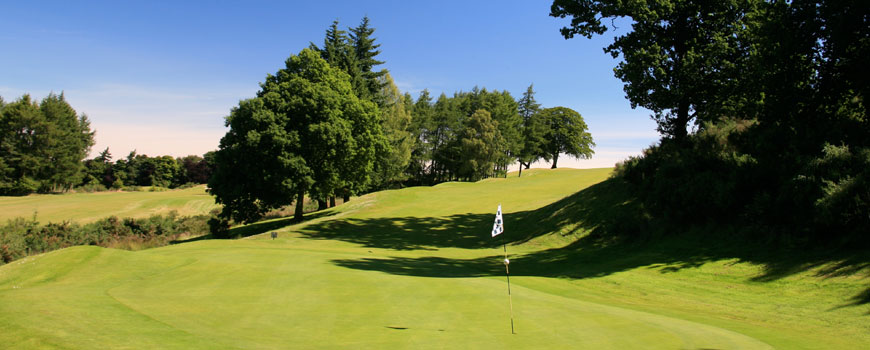 Lynedoch Course  at  Murrayshall House Hotel and Golf Courses