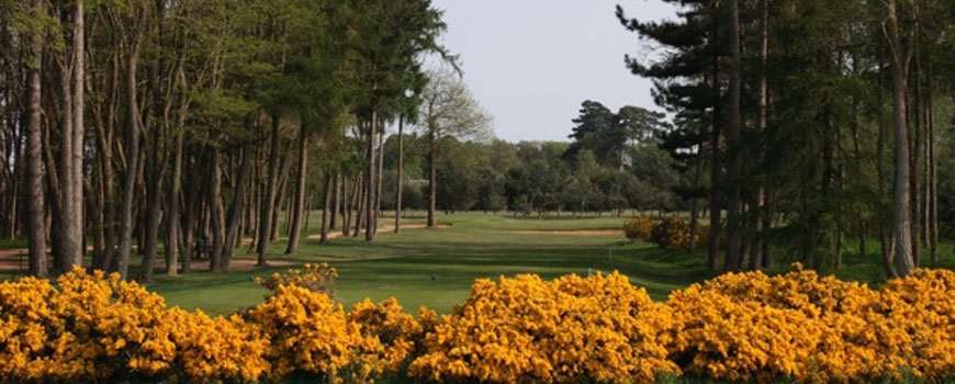 Blue Course at Frilford Heath Golf Club
