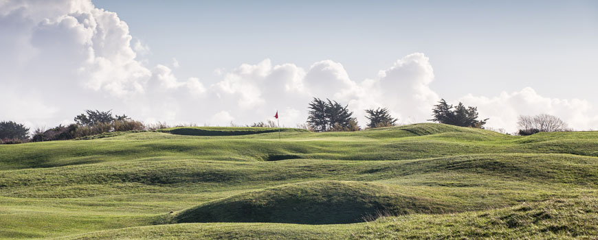 Holywell Course Course at St Enodoc Golf Club Image