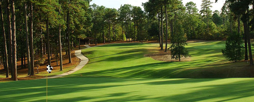 No. 1  at  Pinehurst Resort