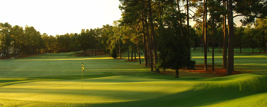No. 3  at  Pinehurst Resort