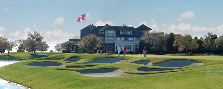 Plantation Course  at  Sea Island