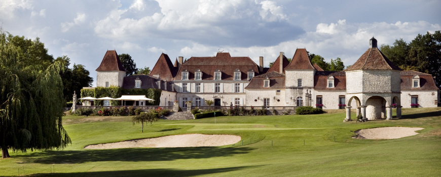 Chateau des Vigiers Golf Club Golf Course Included In Golf & Wine in Saint-Emilion at Greens and Grapes