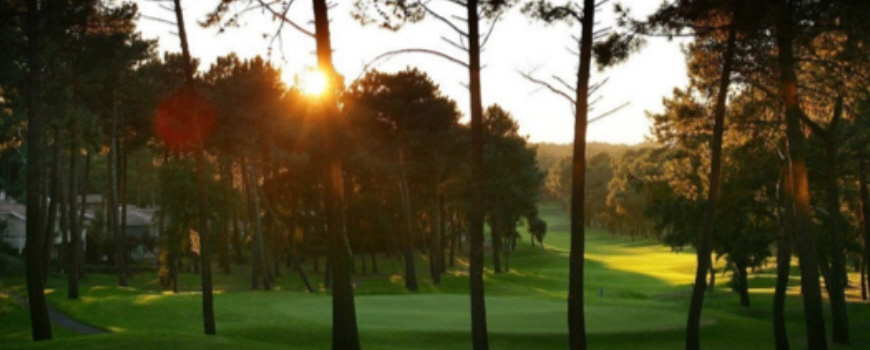 Golf de Seignosse Golf Course Included In Seven Nights Five Rounds at Greens and Grapes