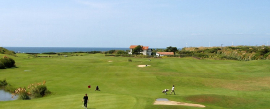 Golf de Biarritz Golf Course Included In Golf & Wine in Biarritz at Greens and Grapes