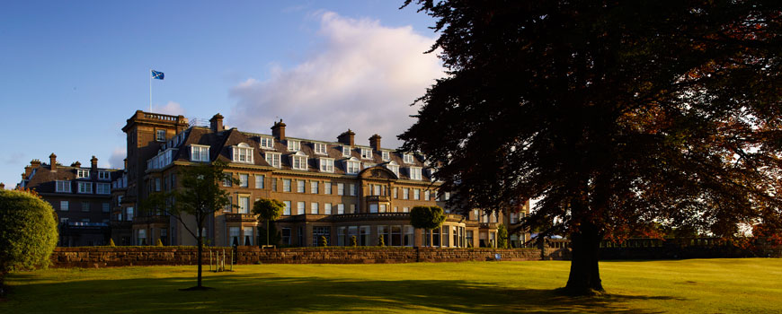 Golf Breaks at Gleneagles