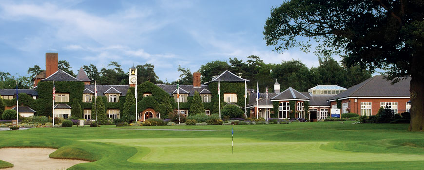 Images for golf breaks at  The Belfry