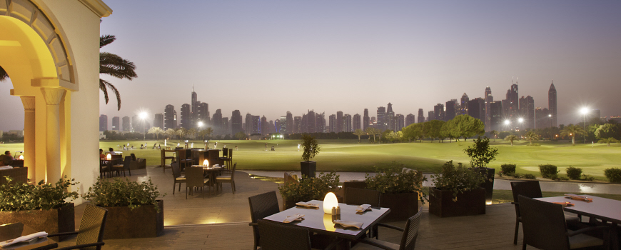 Images for golf breaks at  The Address Montgomerie Dubai