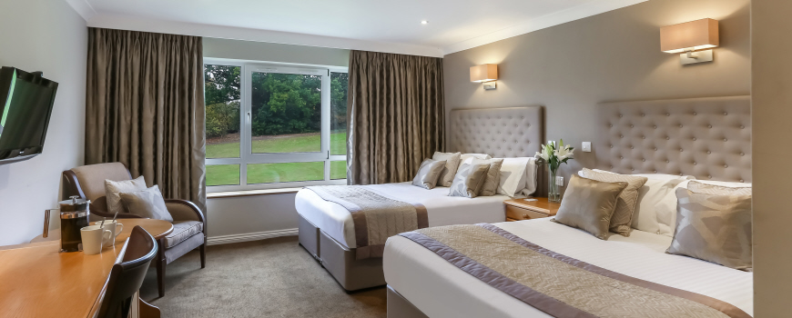 Golf Breaks at Stoke by Nayland Hotel Golf and Spa