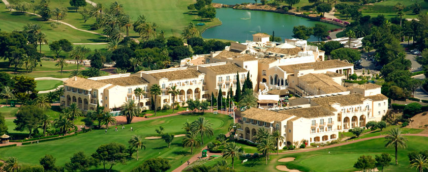 Images for golf breaks at  La Manga Hotel Principe Felipe