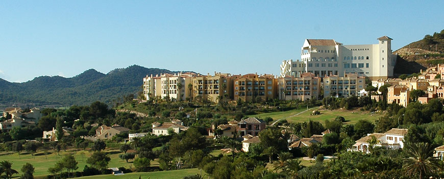 Images for golf breaks at  La Manga Club, Las Lomas Village