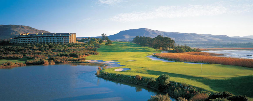 Images for golf breaks at  Arabella Hotel and Spa