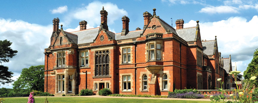 Golf Breaks at Rockliffe Hall Hotel Golf and Spa