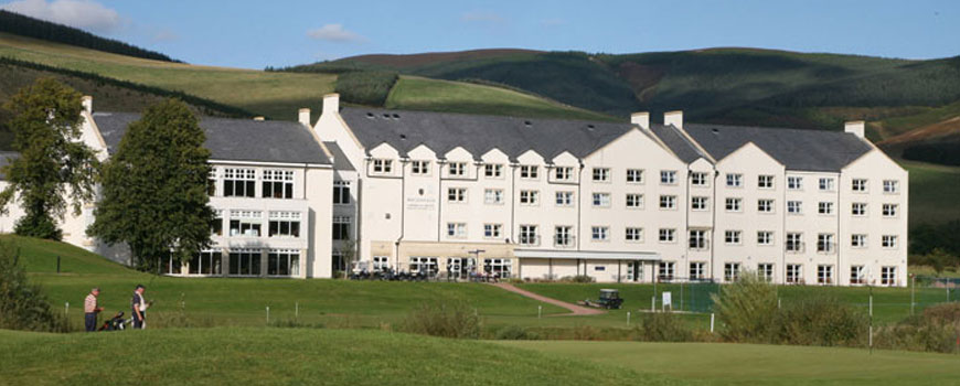 Golf Breaks at Macdonald Cardrona Hotel Golf and Spa