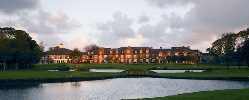 Golf Breaks at Formby Hall Golf Resort and Spa