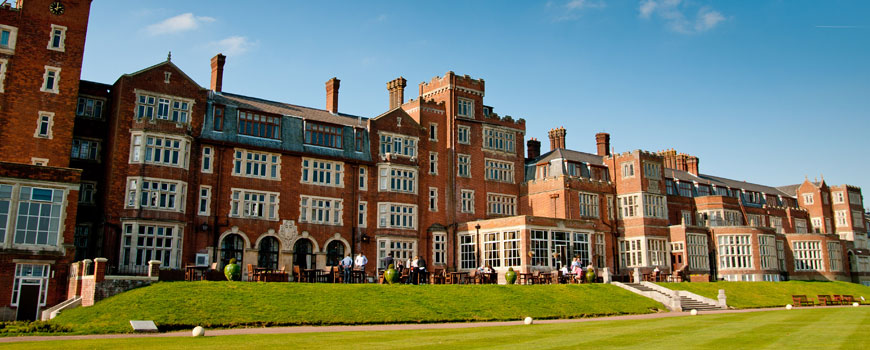 Golf Breaks at De Vere Selsdon Estate